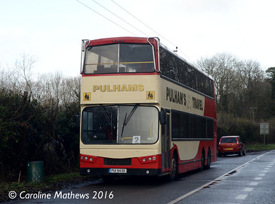 Miscellaneous Buses and Coaches 2016