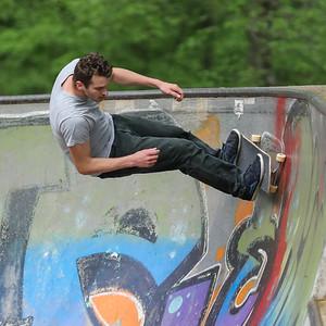 5/28/2018 - Willimantic Skatepark