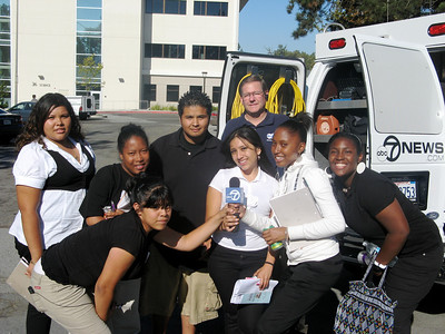 Journalism Boot Camp-San Mateo (9/26/08)