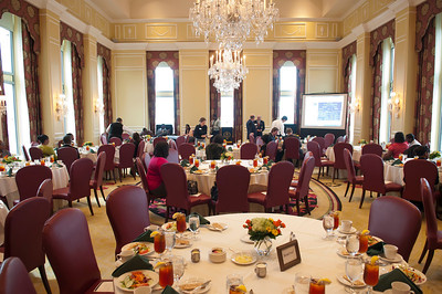 JCSU  Executive Leadership Lecture Series Luncheon @ Charlotte City Club 11-15-11
