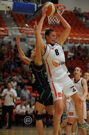 Waves vs Townsville 20/12/2013