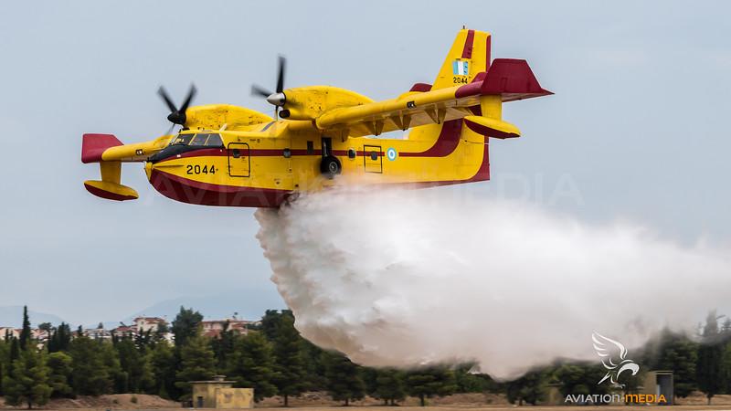 Hellenic Air Force / Canadair CL-415 / 2044