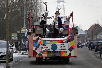 Carnavalstoet Steendorp 2010 - Deel 1