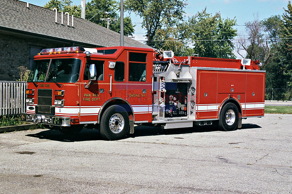 Paw Paw Fire Department