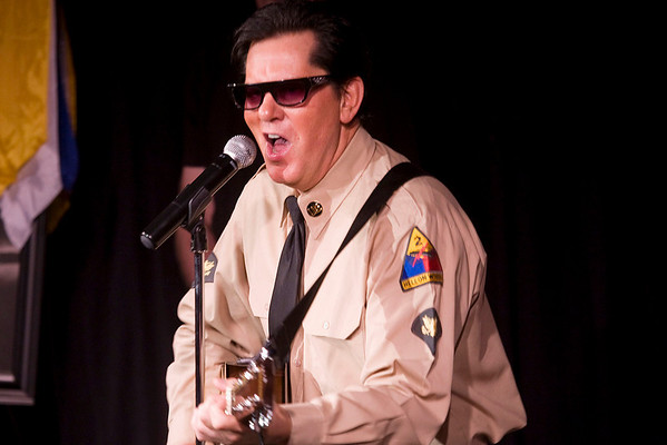 Mc Elvis Live Blue Ridge Community Theater