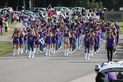 Center High School 2019 Homecoming Parade