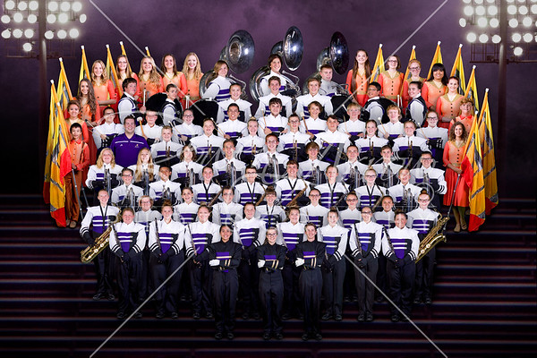 2017-09-01 Marching Band Portraits