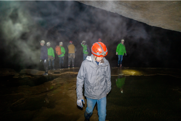 Mountaineering: Worley's Cave