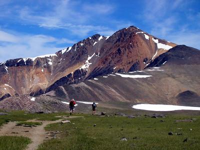 White Mountains 2005