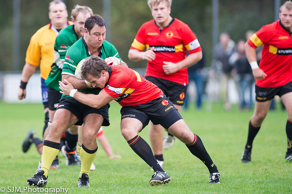 Delft 1 vs Dukes 2 26 October 2014