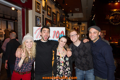 2012-12-04 - Mix100 - Hedley - Meet n Greet