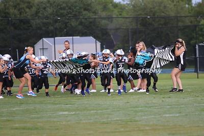 2017 Tiny Mites Football/Cheer v S. Orlando