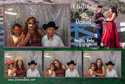 Cristina y Daniel - Photobooth