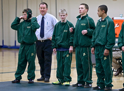 Zeeland West vs Hamilton Wrestling