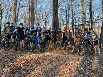 Mountain Biking 2021