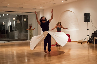A NIGHT OF SUFI MUSIC AND DANCING