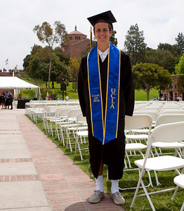 UCLA Graduation 2010