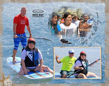 COLLAGES - Best Day @ Newport Aquatic Center 9/13/14