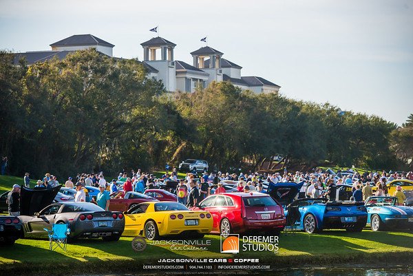 2019 03 Cars and Coffee at the Concours