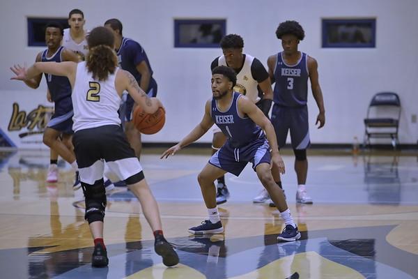 KU Developmental Basketball vs Triple Threat Prep 2-7-20