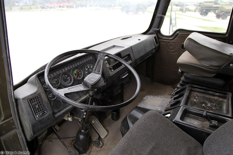 Топливозаправщик на шасси BMC Fatih 200 (Unidentified refueller on BMC Fatih 200 chassis)