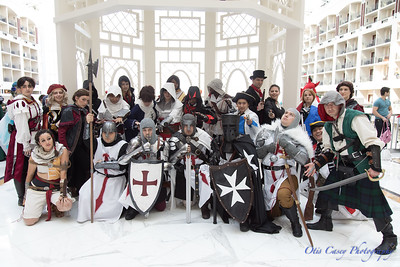 Katsucon 2018 Assassin's Creed