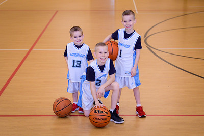 Smay Boys Basketball Shoot