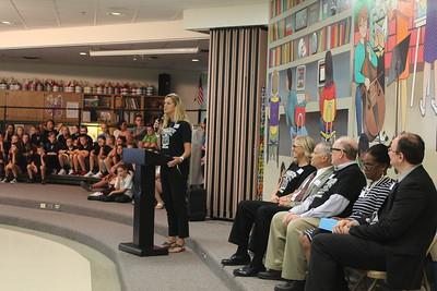 Maxey Elementary celebrates 25 years