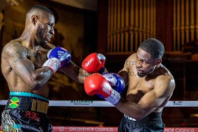 Andrew Robinson vs Eric Nwankwo