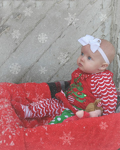 ELLIE'S FIRST CHRISTMAS