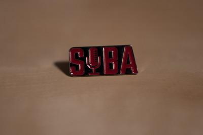 SOBA Enamel Pin