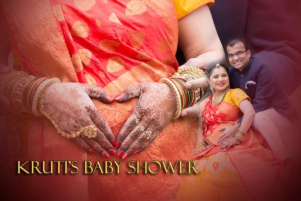 Kruti's Baby Shower