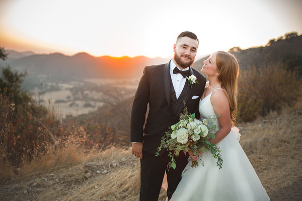 Hailey & Vincent - Wedding Collection