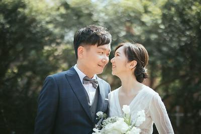 Pre-wedding | Sam + Yu