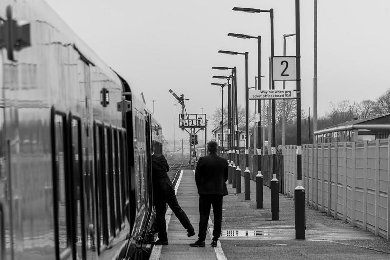 Dispatching 755329, Lowestoft