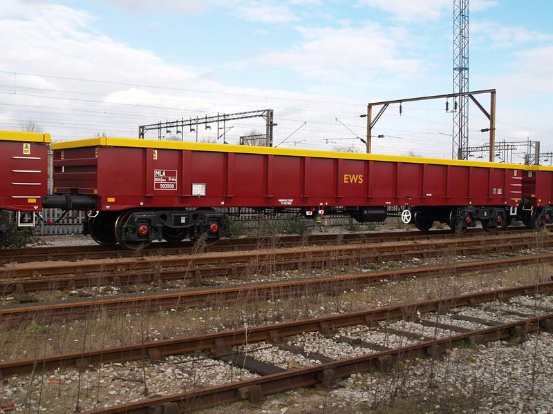 MLA 503500 Willesden Euroterminal 05/03/08