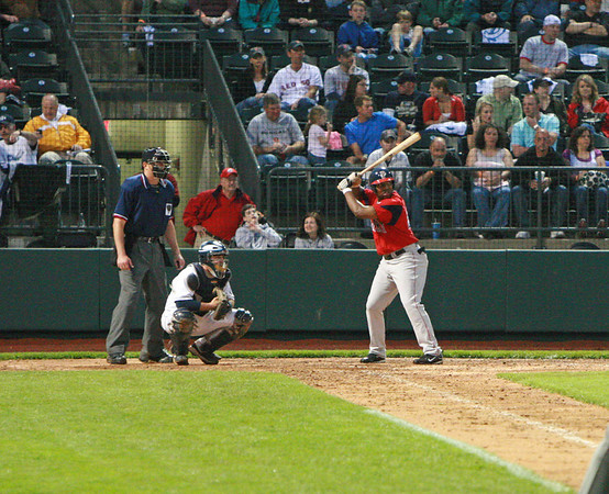 Pawtucket Red Sox at Columbus Clippers 2009