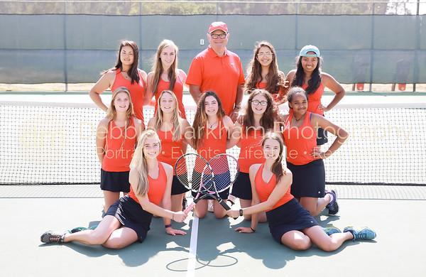 2016 Girl Athletes + Team