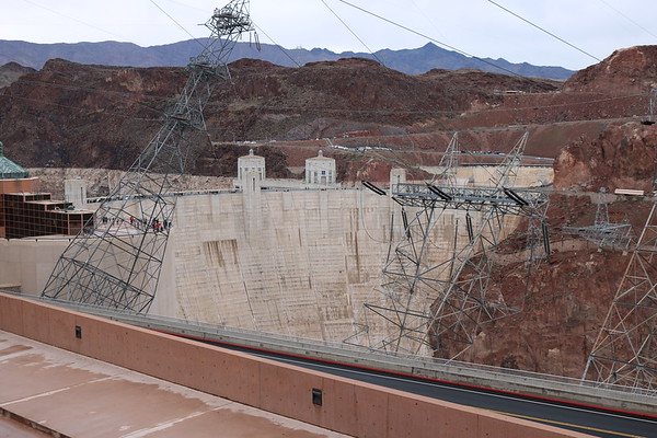 Hoover Dam - March 2019