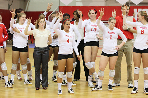 UH Volleyball vs UCF