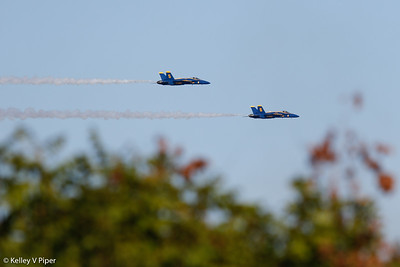 Baltimore Fleet Week Air Show (15 Oct 2016)