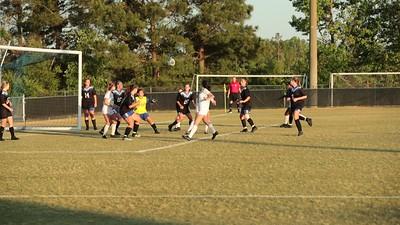 East Bladen host Carrboro girls soccer 5/7/21