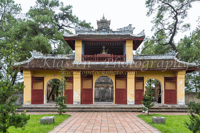 Hue, Thien Mu Pagoda