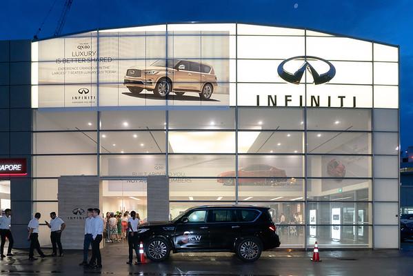 Infiniti Car Event