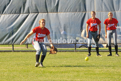 Softball: Fauquier at Woodgrove Region II Finals (6-6-2014 by Jeff Vennitti)