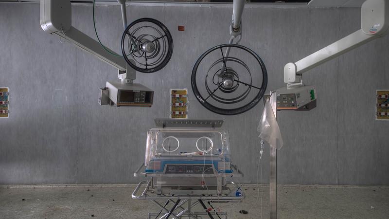 Urbex - Hospital SC (IT)
