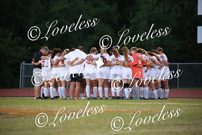 Girls Soccer vs Blackman
