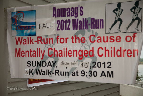 Anuraags Fall 2012 Walk/Run