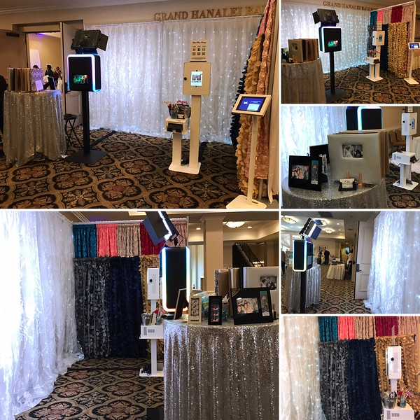 The San Diego Bridal Show Setups 2016-2017