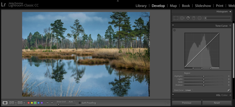 We continue the exploration of Adobe ® Lightroom's Develop Module with the Tone Curve Panel. What is it good for? What posibilities does it offer?